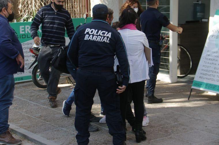Un pintor cayó de un cuarto piso y falleció en Córdoba
