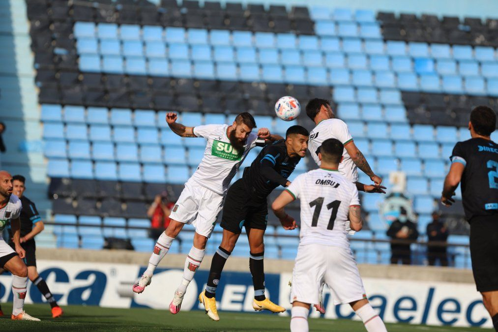 Belgrano perdió en Alberdi con Agropecuario.