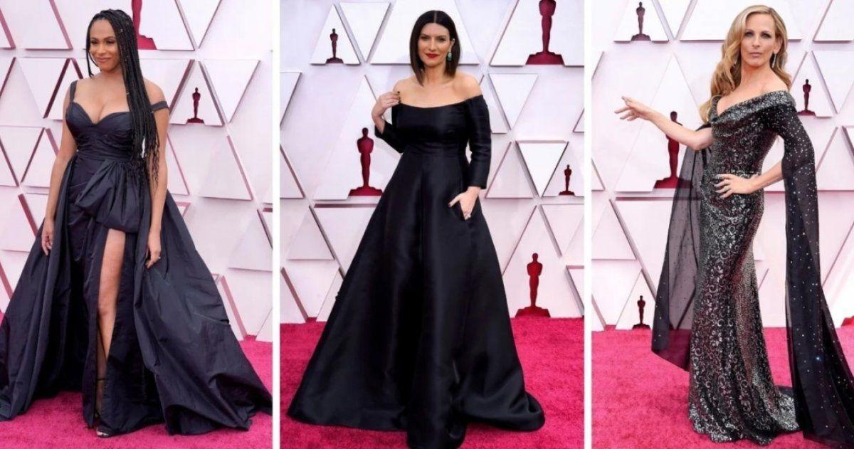 Oscar 2021: todos los looks de la alfombra roja