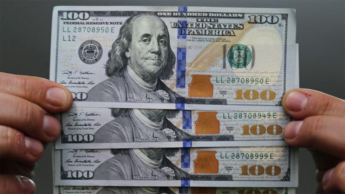 El dólar blue se mantiene en $180, el nivel más alto en casi 9 meses