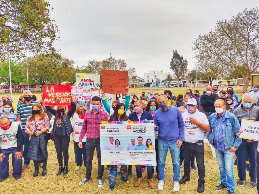 De Loredo: No renunciemos a la Argentina