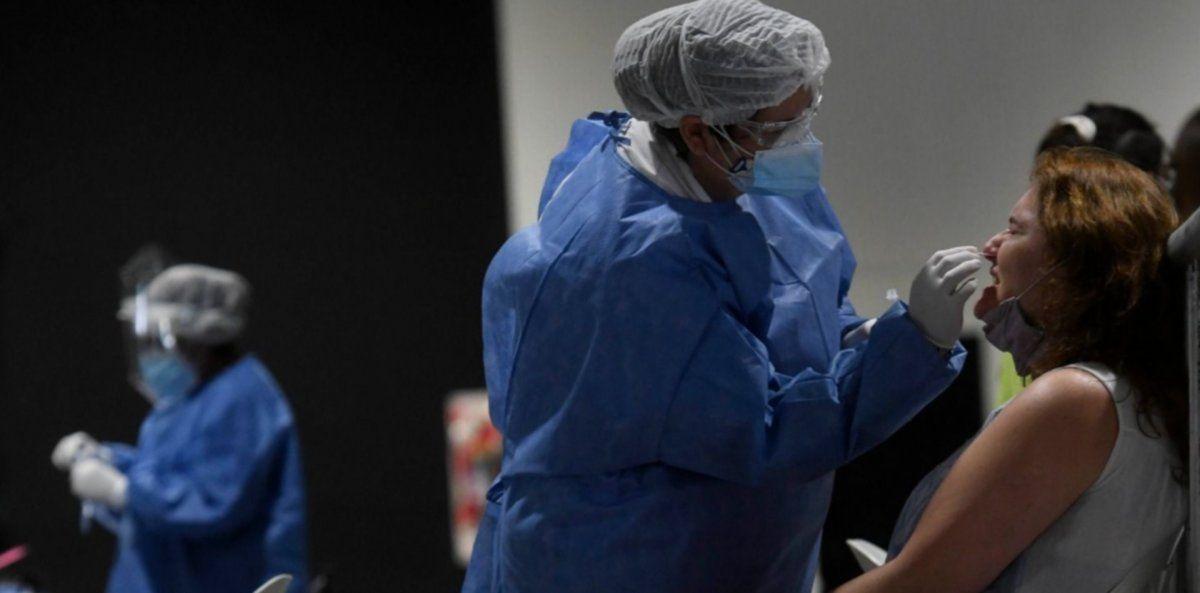 Córdoba reportó 19 muertos y 2.432 nuevos casos de coronavirus en las últimas 24 horas.