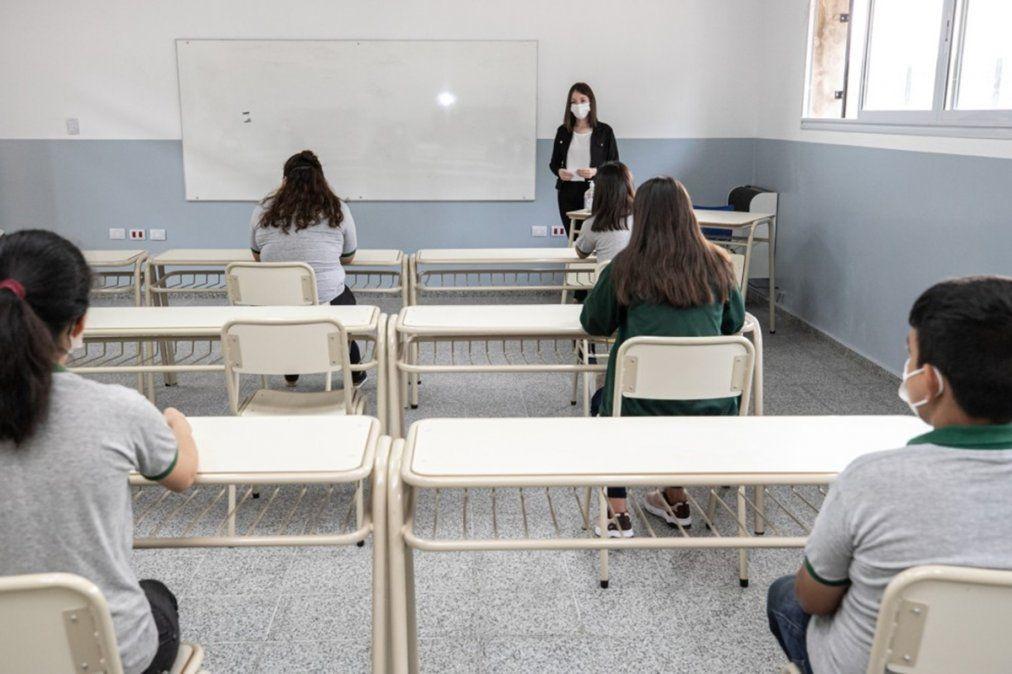 Educación garantizó la actividad escolar normal para el lunes