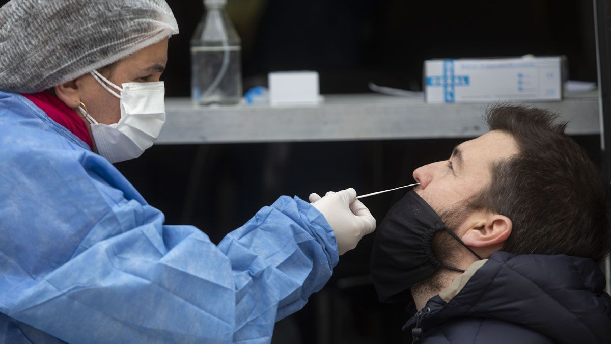 Se reportaron 34 muertos y 1.771 nuevos casos de coronavirus en Córdoba en las últimas 24 horas.