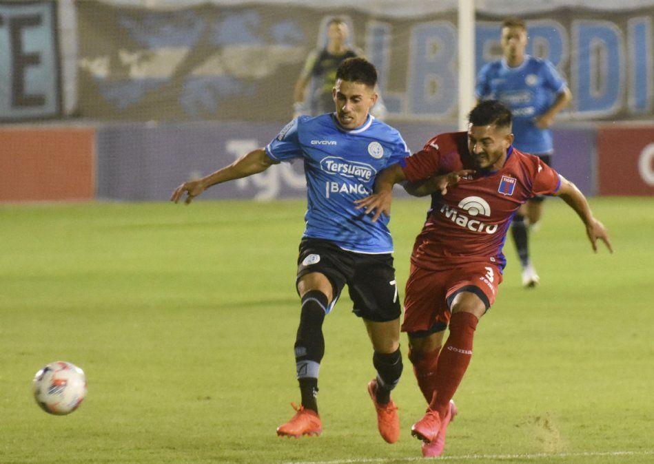 Belgrano visitará a Tigre por el partido correspondiente a la primera fecha de la segunda rueda de la Zona A de la Primera Nacional.