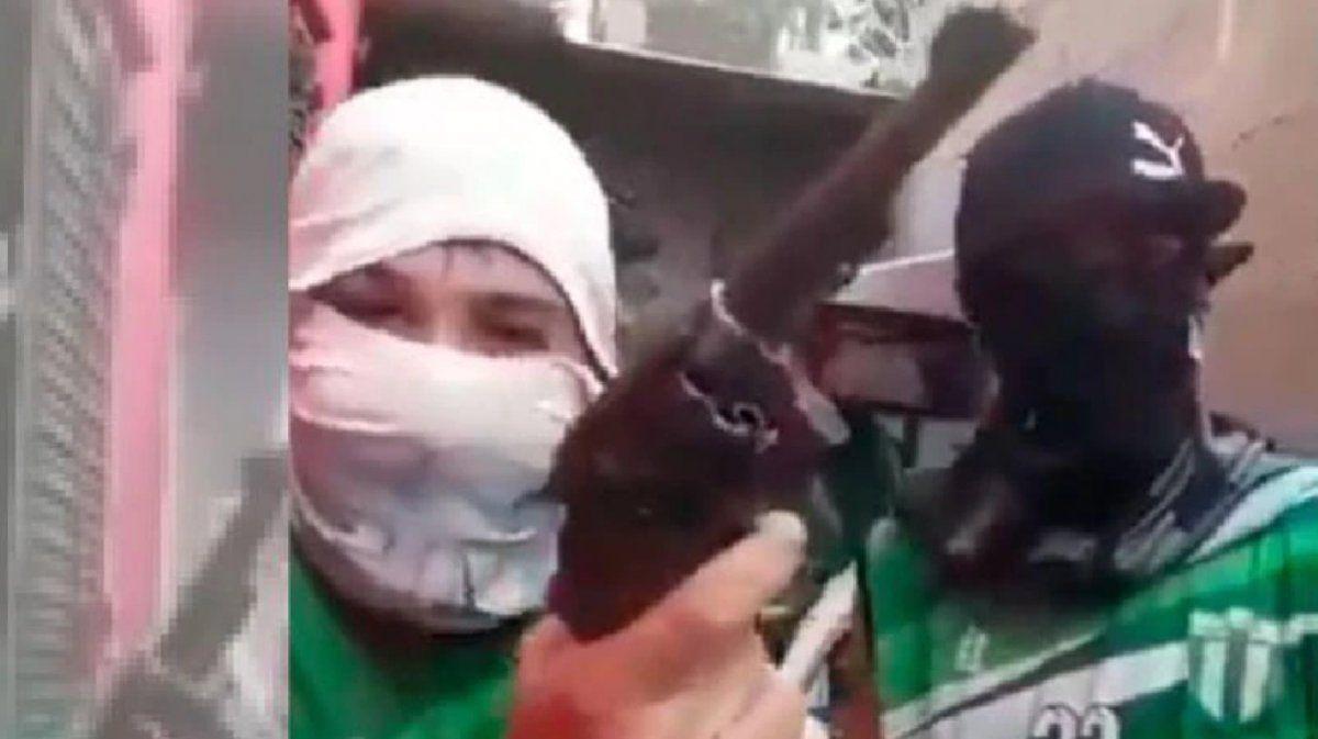 Frossasco: Vamos a ser inflexibles con estos hechos de violencia