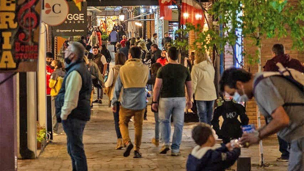 Unos 300 mil turistas movilizaron cerca de $3.200 millones en Córdoba