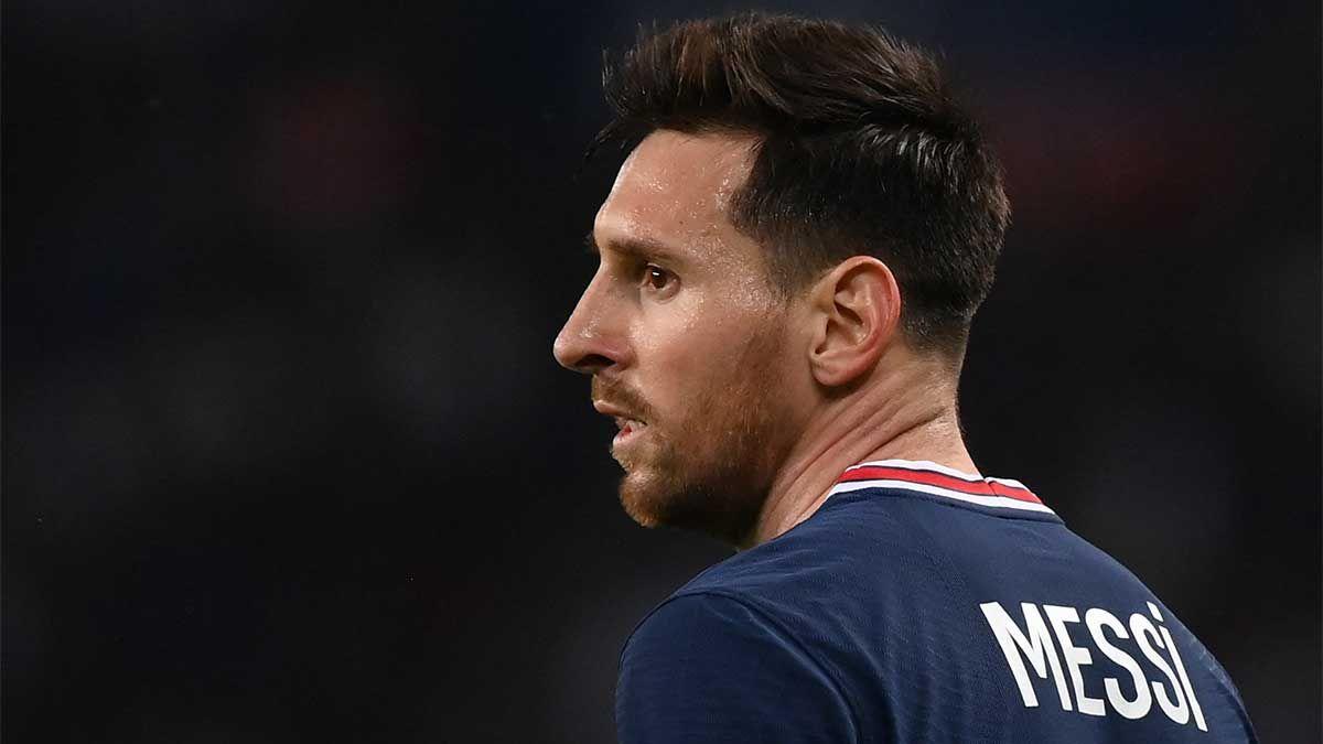 Por lesión, Messi no podrá jugar el próximo partido del PSG