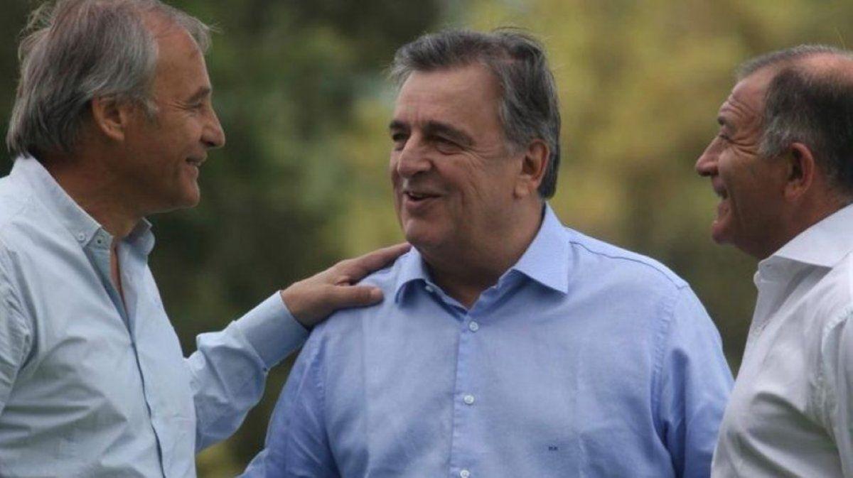 Mario Negri felicitó a Luis Juez y llamó a trabajar juntos para noviembre