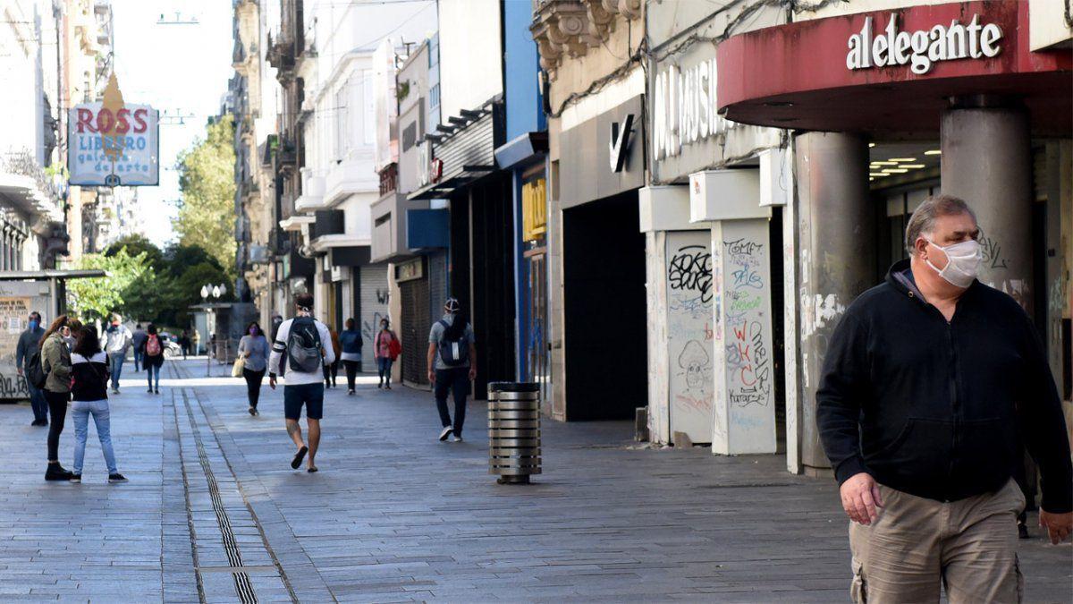 En las calles de Córdoba aún no hay clima electoral.