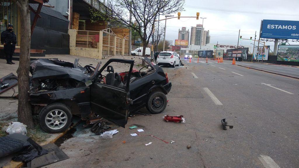 Tres jóvenes fallecieron en un accidente automovilístico