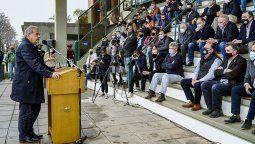 fuertes criticas al gobierno nacional en la inauguracion ruralista