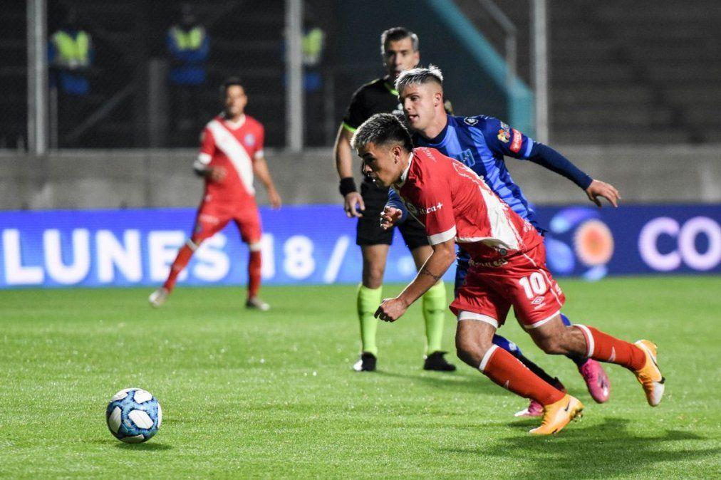 Argentinos venció a San Telmo y se medirá con Boca en semifinales de Copa Argentina