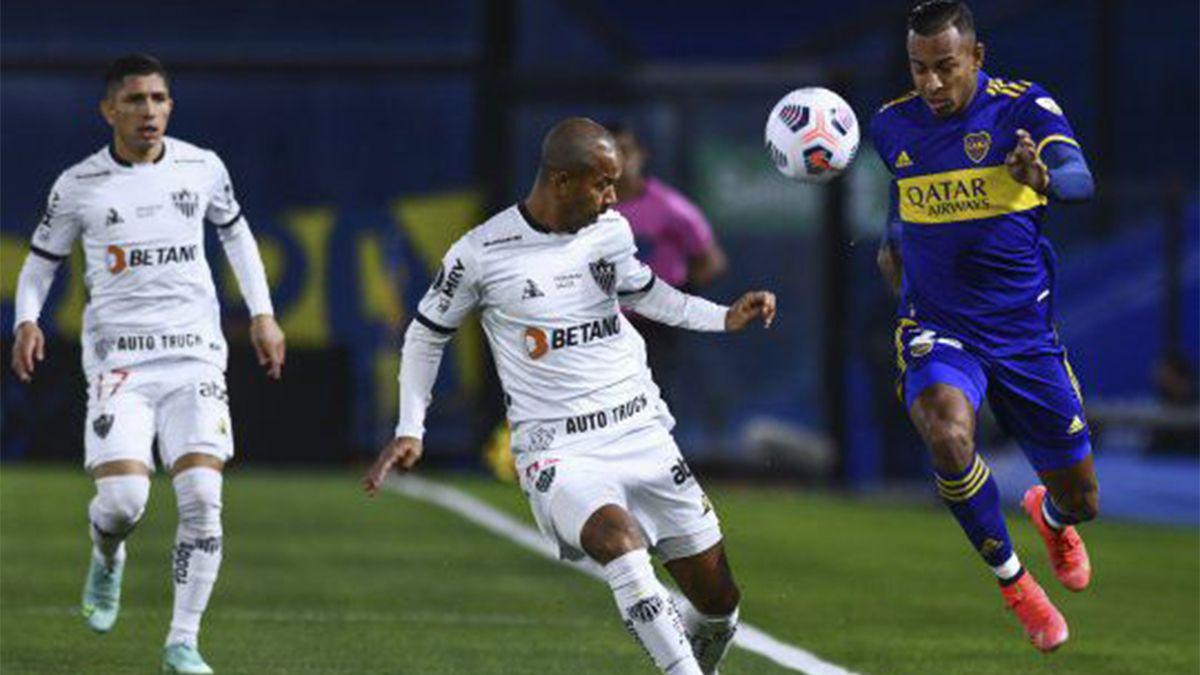 Club Atlético Boca Juniors y Club Atlético Mineiro