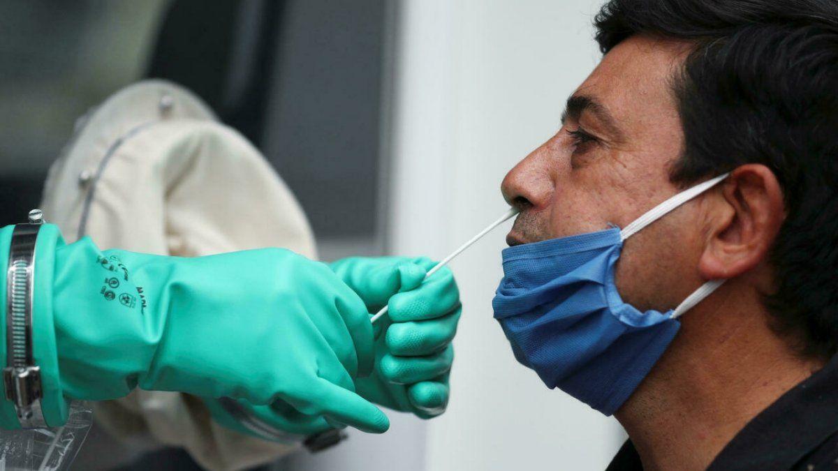 Córdoba reportó 22 muertos y 1.041 nuevos casos de coronavirus en las últimas 24 horas.